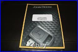 John Deere 290d Excavator Repair Service Technical Manual Tm1443