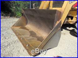 John Deere 310SE Backhoe 4X4 Wheel Loader Tractor E-Stick Q/C Bucket Excavator