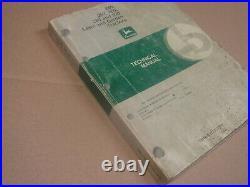 John Deere 320 285 265 260 245 240 Tractor Shop Service Repair Manual TM1426