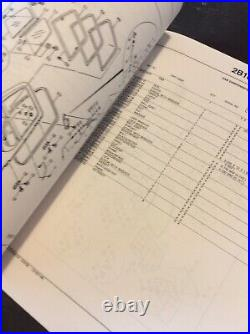 John Deere 330LC 370 Excavator Parts Catalog Manual Manual Book Guide Service