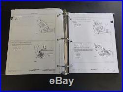 John Deere 330LC and 370 Excavator Repair Technical Manual TM1670 2005
