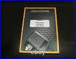 John Deere 350glc Excavator Parts Catalog Manual Pc10205