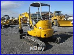 John Deere 35ZTS Farm Tractor Dozer Mini Excavator