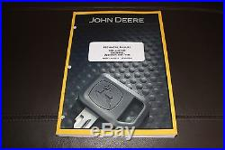 John Deere 35d 50d Excavator Operation & Test Service Manual