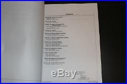 John Deere 35d 50d Excavator Repair & Operation Test Service Manuals Set