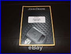 John Deere 35d Compact Excavator Parts Catalog Manual Pc9408