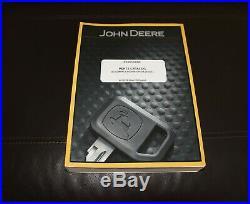 John Deere 35d Compact Excavator (sn 265000-) Parts Catalog Manual Pc10116
