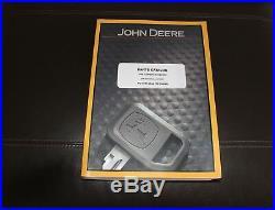 John Deere 35g Compact Excavator Parts Catalog Manual Pc11191