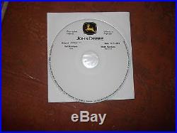 John Deere 35g Excavator Parts Manual Book CD Pc11191