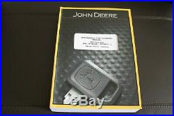 John Deere 35g Excavator Service Operation & Test Manual Tm12891