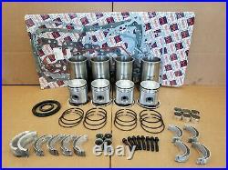John Deere 4045d 300 Series Major Engine Overhaul Kit 410c 510b 450e 455g