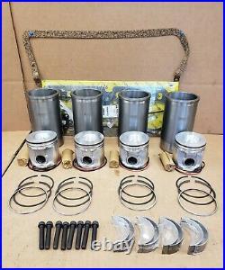 John Deere 4045t/h Powertech Turbo Inframe Engine Overhaul Kit 450g 6420