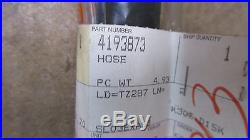 John Deere 4193873 Hose, Hydraulic 790d Excavator Main Piping