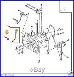 John Deere 4265372 RPM sensor 110 120 160C 200C 330CLC 490E 790ELC 892E HITACHI