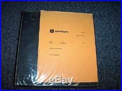 John Deere 450CLC 450 CLC Excavator Parts Catalog Manual PC2888