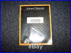 John Deere 450CLC 450 CLC Excavator Technical Service Repair Manual TM1925