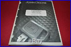 John Deere 450LC Excavator Operations & Test Shop Manual DCPA4