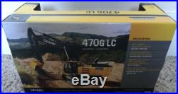 John Deere 470G LC Excavator ERTL 1/50 150 Scale Construction Diecast BRAND NEW