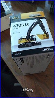John Deere 470 Excavator