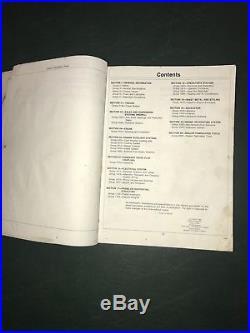 John Deere 490D 590D Excavator Repair Manual Service Technical Manual TM1390