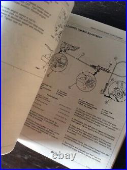 John Deere 490D 590D Excavator Techincal Shop Service Repair Manual TM1390 Book