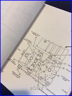 John Deere 490D 590D TECHNICAL SERVICE MANUAL EXCAVATOR OPERATION TEST Shop Book
