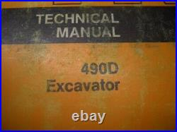 John Deere 490D Excavator Technical Manual TM1390 (Jul-87) T11