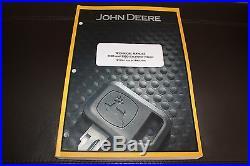 John Deere 490d 590d Excavator Repair Service Technical Manual