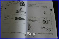 John Deere 490d 590d Excavator Repair Service Technical Manual Tm1390