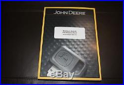 John Deere 490e Excavator Repair Technical Service Manual Tm1505