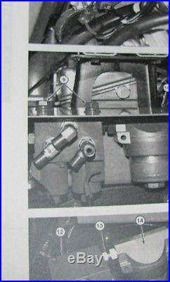 John Deere 50ZTS Excavator Technical Repair Service Manual TM1818 jd Issued 1999