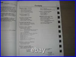 John Deere 5220 5320 5420 5520 Tractor Technical Service Repair Manual Tm2048