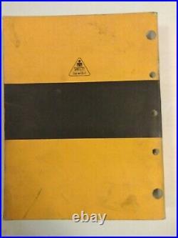 John Deere 544G, 624G & Log Loader & TC Tool Carrier Parts Catalog Manual
