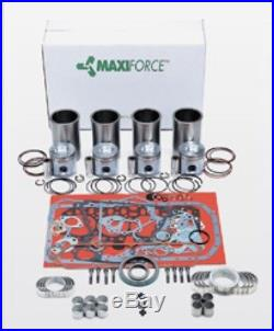 John Deere 6068T 6414 6.414T 6.8L 300 Series Engine Overhaul Kit Dozer Excavator
