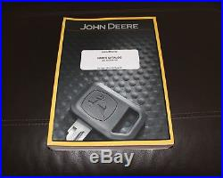 John Deere 60d Excavator Parts Catalog Manual Pc10091