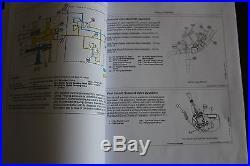 John Deere 60g Excavator Service Operation & Test Manual Tm12879