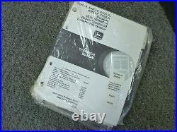 John Deere 648G-II & 748G-II Skidder Shop Service Repair Manual TM1694 NEW