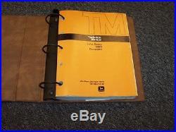 John Deere 690B Hydraulic Excavator Shop Service Repair Technical Manual TM1093
