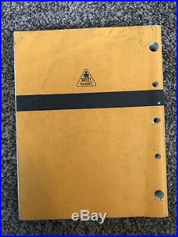 John Deere 690B Hydraulic Excavator Technical Service Repair Manual TM1093
