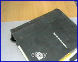 John Deere 690C Excavator 693C Feller Shop Service Manual Repair & Op Test Set