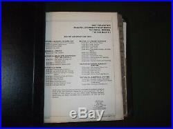 John Deere 690c Excavator 693c Technical Service Shop Repair Manual Book Tm-1323