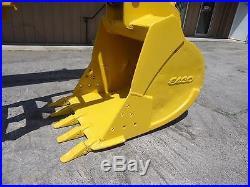 John Deere 690e LC Crawler Hydraulic Excavator Trackhoe With Thumb