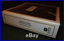 John Deere 690e-lc Excavator Technical Service Shop Repair Manual Tm1509