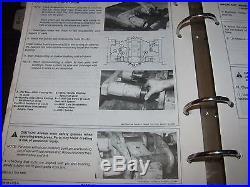 John Deere 693C Feller Buncher 690C Excavator Technical Repair Service Manual jd