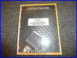 John Deere 750J & 850J Crawler Dozer Shop Service Repair Technical Manual TM2261