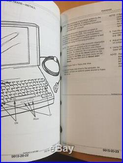 John Deere 750 Excavator Operation & Test Shop Repair Technical Manual Service