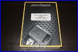John Deere 75g Excavator Service Operation & Test Manual Tm12873