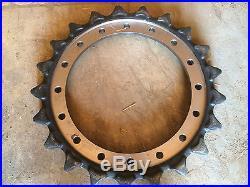 John Deere 790D, 790E, 200LC, 230CLC, 225CLC Track Sprockets Excavator AT311805