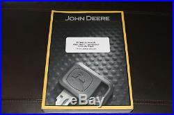 John Deere 790d 790d-lc 892d-lc Excavator Repair Service Technical Manual Tm1396