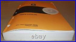 John Deere 790e LC Excavator Parts Manual Book Catalog Pc-2326